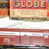 Globe Freight Cars