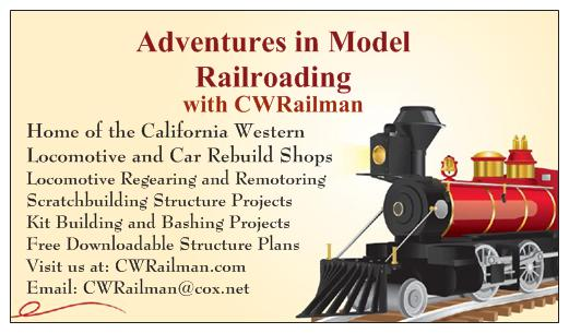 Adventures in Modeling Railroading