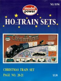 Model Power Christmas Catalog 1993