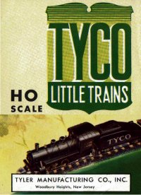 Tyco Little Trains Flier