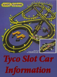 Tyco Slot Car Catalogs and Information